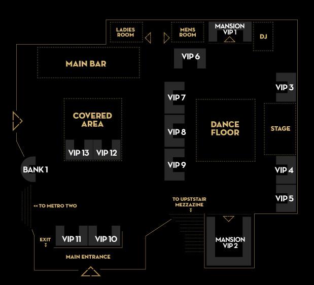 VIP MAIN ROOM